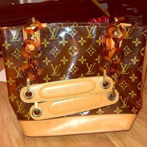 Louis Vuitton Clear Handbag